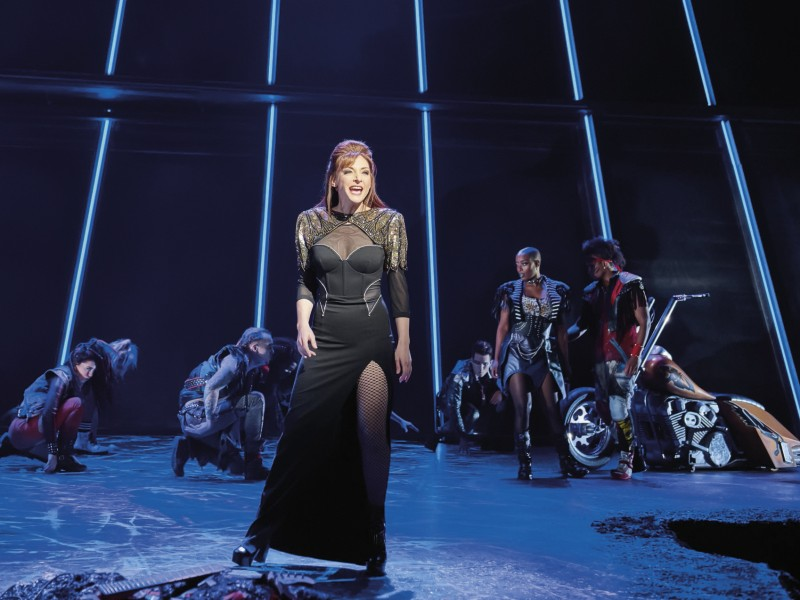 Willemijn Verkaik  in 'Bat Out Of Hell' (Oberhausen)  © Stage Entertainment
