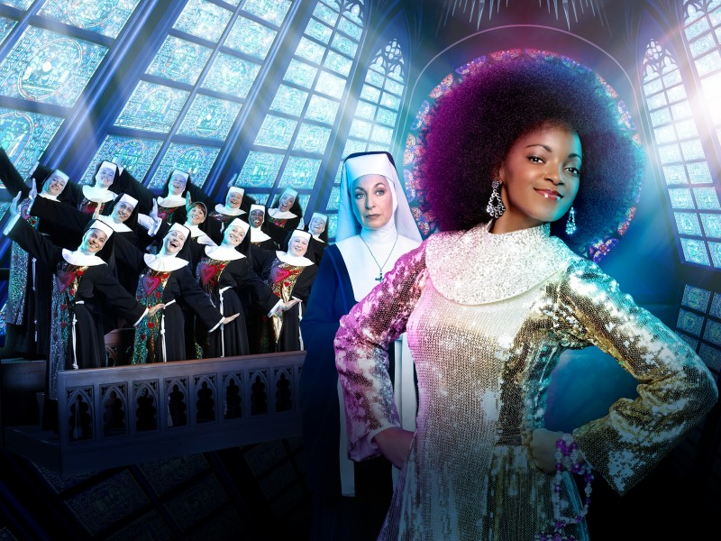 'Sister Act' (Hamburg)  © Stage Entertainment