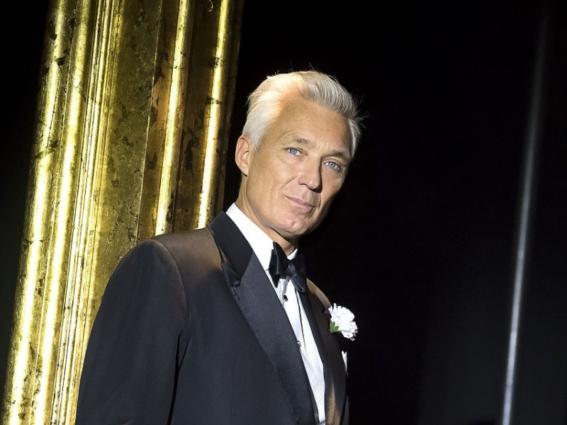 Martin Kemp (Billy Flynn)  in 'Chicago' (London)  © Tristram Kenton