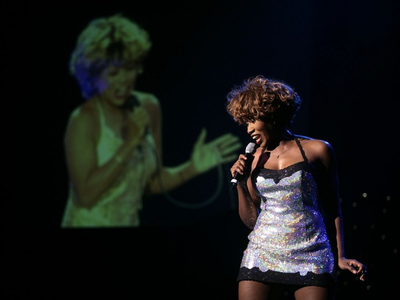 Dorothea 'Coco' Fletcher (Tina Turner)  in 'Simply the Best' (Frankfurt am Main)  © Veranstalter