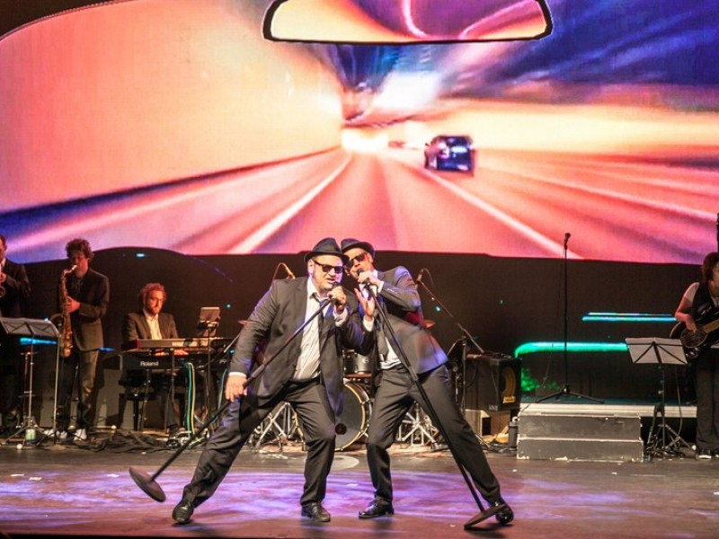 'The Blues Brothers' (Karlsruhe)  © Theater