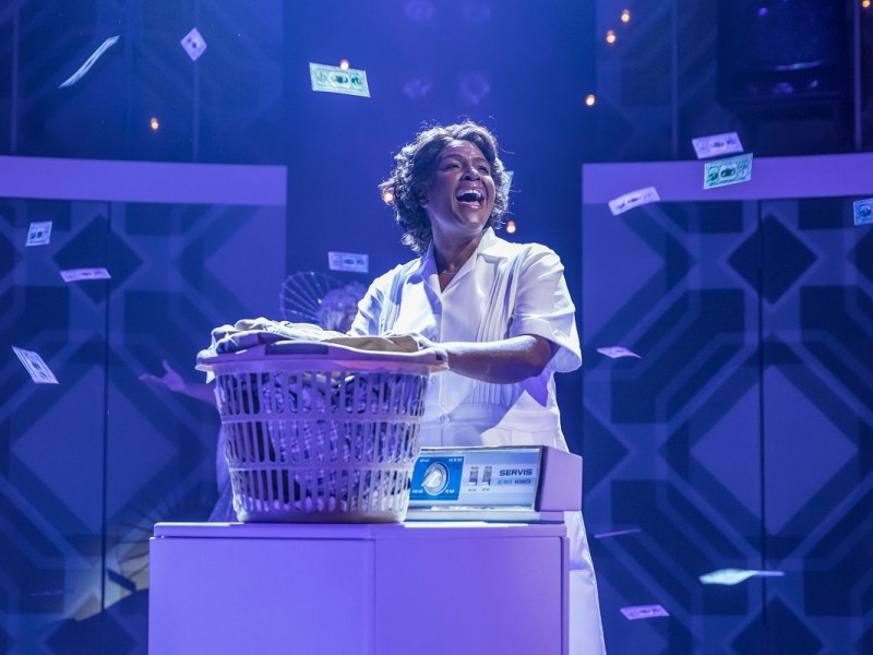 Sharon D. Clarke  in 'Caroline, or Change' (London)  © Marc Brenner