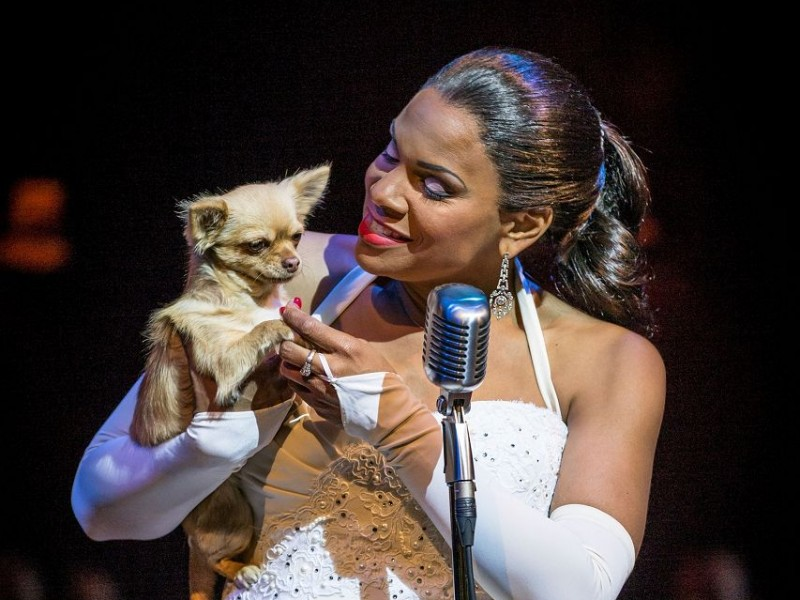 Audra McDonald  in 'Lady Day at Emerson's Bar and Grill' (London)  © Marc Brenner
