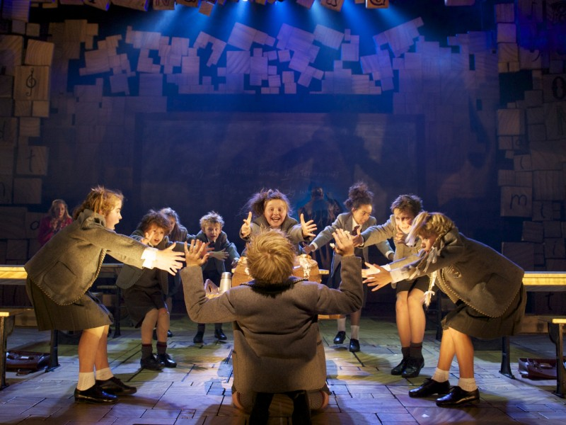 'Matilda - The Musical' (London)  © Manuel Harlan