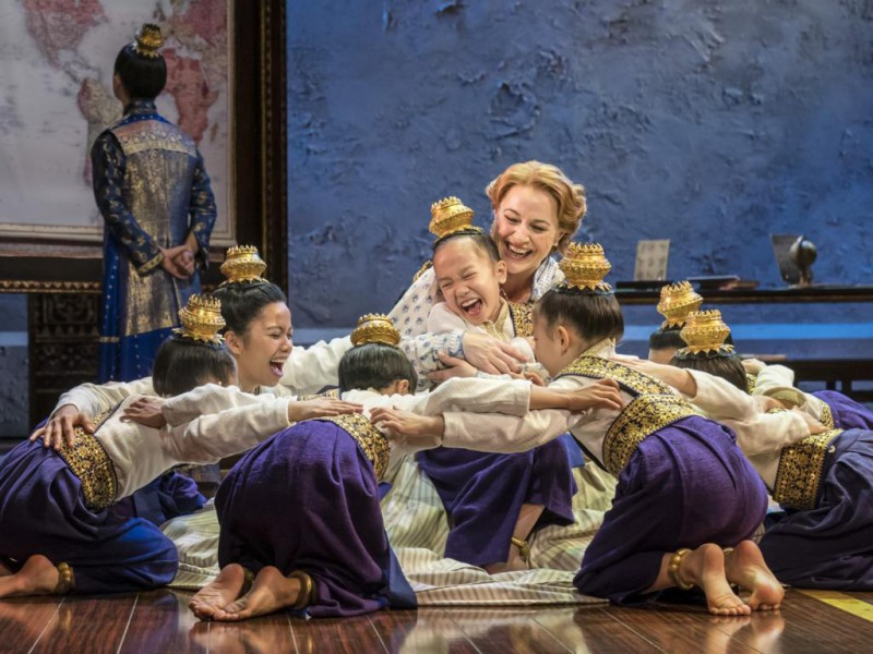 'The King and I' (Zürich)  © Johan Persson
