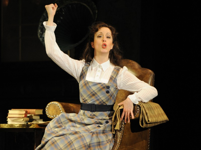 Johanna Arrouas   in 'My Fair Lady' (Wien)  © Dimo Dimov / Volksoper Wien