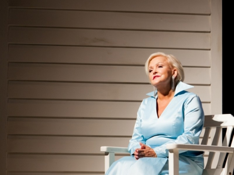 Angelika Milster (Doris Day)  in 'Doris Day - Day by Day' (Berlin)  © DERDEHMEL/Urbschat