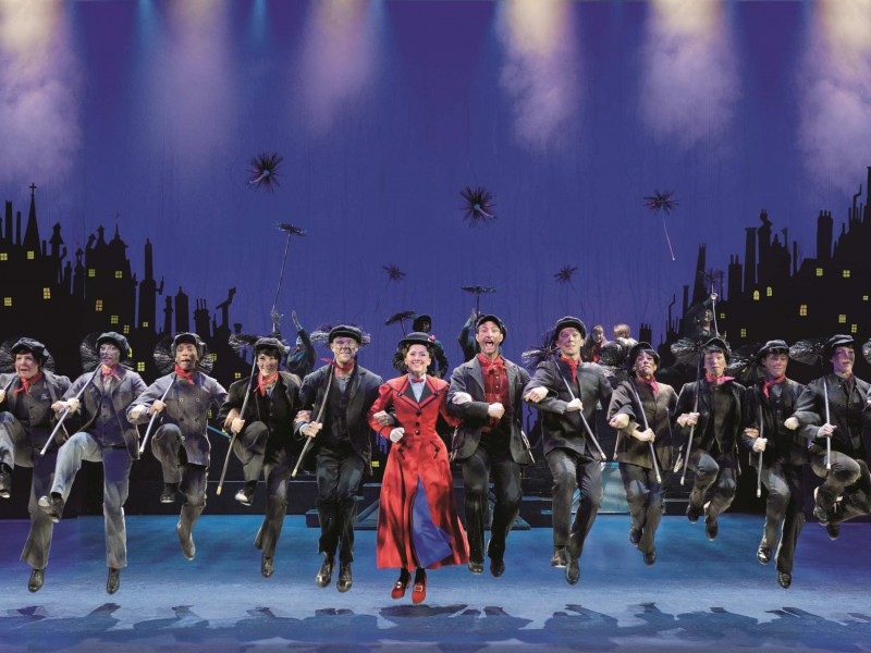 'Mary Poppins' (Hamburg)  © Stage Entertainment