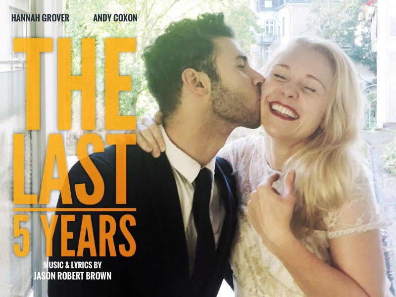 'The Last Five Years' (Frankfurt am Main)  © The Musical Season