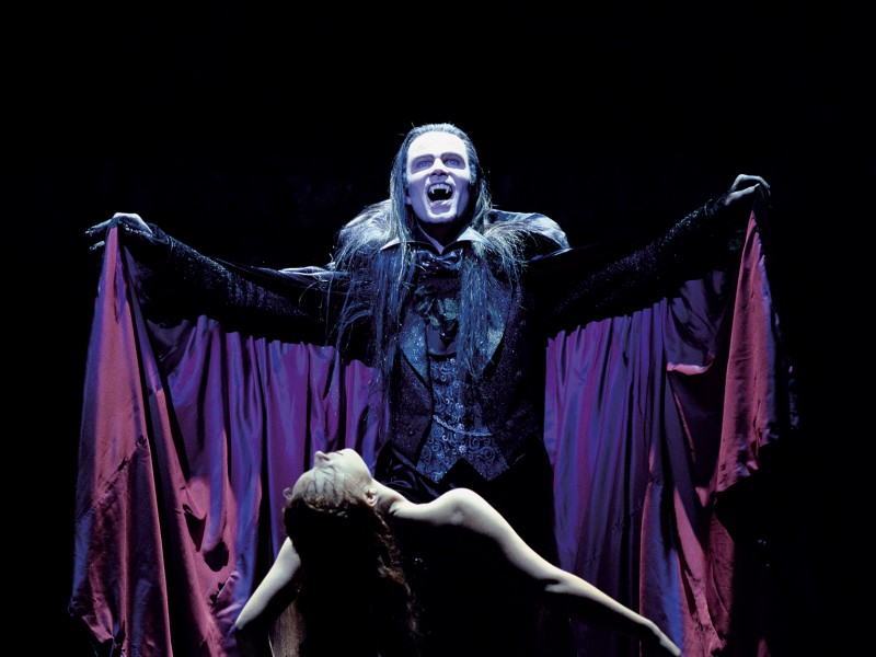 'Tanz der Vampire (2011-13)' (Berlin)  © Stage Entertainment
