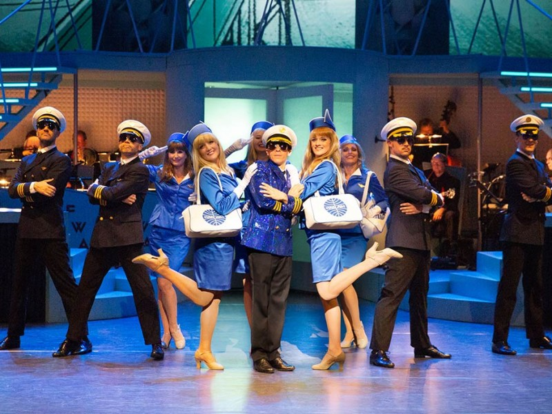 'Catch Me If You Can' (Nürnberg)  © Staatstheater Nürnberg