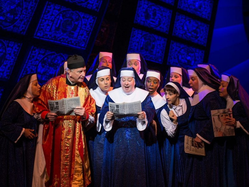 'Sister Act' (München)  © Stage Entertainment/Eventpress