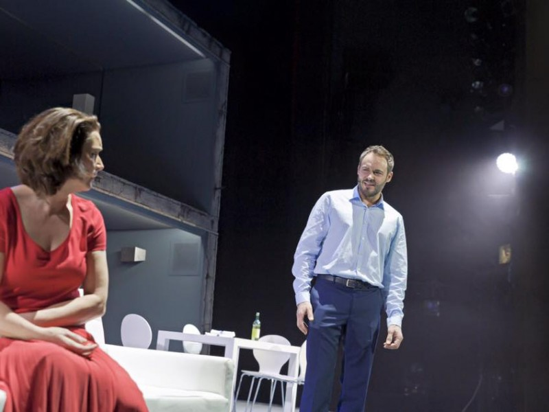 'Next to normal - Fast normal' (Dortmund)  © Björn Hickmann, Stage Picture
