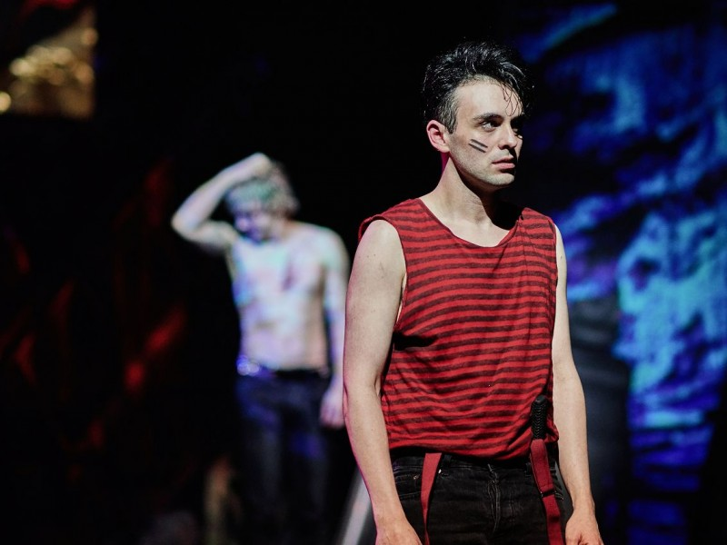 Aran Macrae (Tink)  in 'Bat Out Of Hell' (London)  © Specular