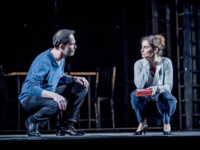 Thomas Borchert, Pia Douwes  in 'Next to Normal - Fast normal' (Fürth)  © Thomas Langer