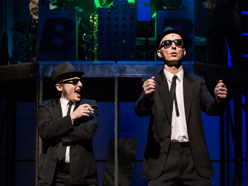 'The Blues Brothers' (Wilhelmshaven)  © Landesbühne Nord