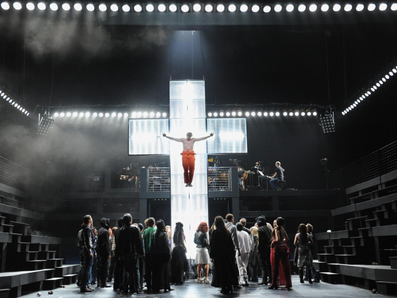 'Jesus Christ Superstar' (Bonn)  © Thilo Beu