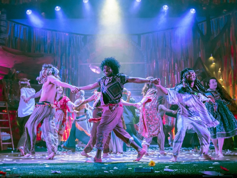 'Hair – The Musical' (Köln)  © Johan Persson