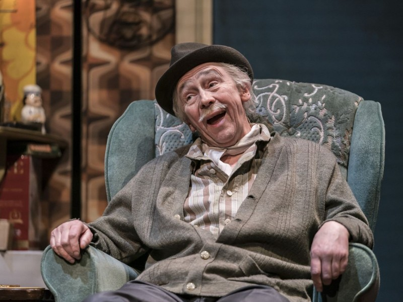 Paul Whitehouse (Grandad)  in 'Only Fools and Horses - The Musical' (London)  © Johan Persson