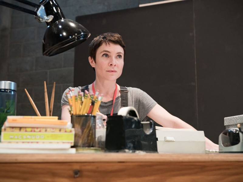 Kaisa Hammarlund (Alison)  in 'Fun Home' (London)  © Marc Brenner