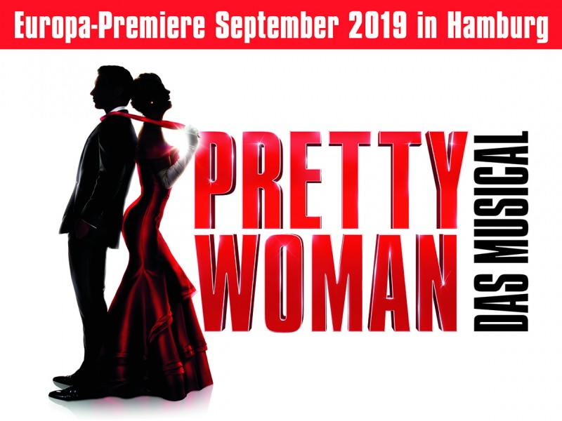 'Pretty Woman - Das Musical' (Hamburg)  © Stage Entertainment