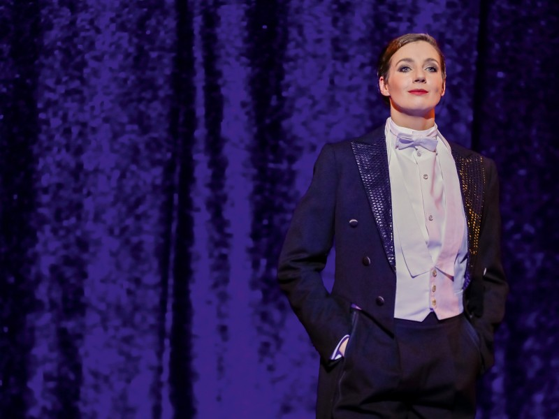 Bettina Mönch (Victor)  in 'Victor/Victoria' (Baden)  © www.christian-husar.com