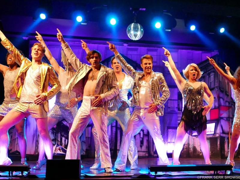 'Saturday Night Fever' (Waldfischbach)  © Frank Serr Showservice Int, Foto: Ralf R. Louis