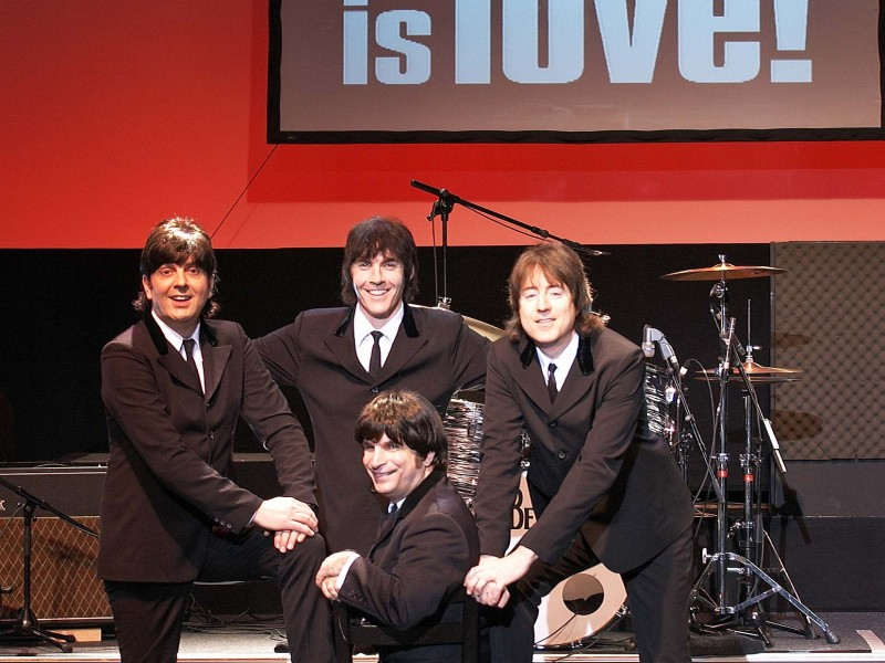 ' All You Need Is Love - Das Beatles-Musical'  © Stars in Concert
