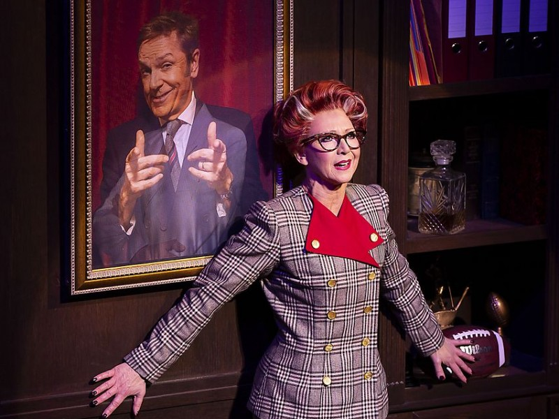 Bonnie Langford (Roz Keith)  in '9 to 5' (London)  © Pamela Raith